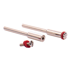 Image 5 - 10PC 22mm Cutting Disc Stainless Steel Abrasive Tool Reinforced Cut Off Wheel with 2 Mandrels Mini Drill Rotary Tool Accessories
