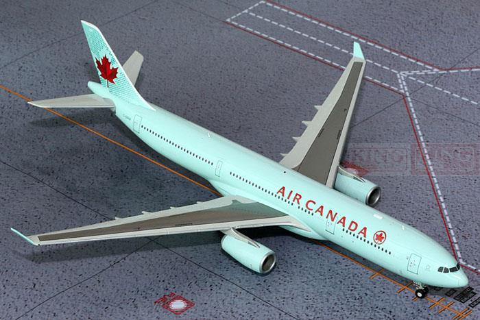 GeminiJets Air Canada C-GFAF G2ACA366 1:200 A330-300 commercial jetliners plane model hobby m a faruqi and j grisel efficient design of blast wall panels
