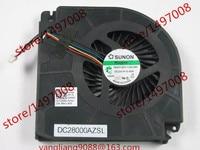 SUNON MG60150V1-C040-S9A DC 5 V 0.40A 45mm Servidor ventilador de Baer