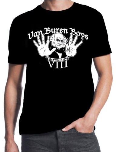 1cc2857e 2018 Summer T Shirt Seinfeld Inspired Van Buren Boys George Kramer Gang  Funny Sitcom TV Show T-Shirt O Neck T-shirt