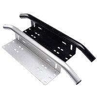 ULights Niversal License Plate Frame Working License Plate Mount Braket Holder Offroad Light Bar Bull Bar