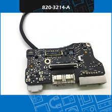 5pcs/Lot A1466 I/O USB Power Audio Board DC Jack 820-3214-A for Apple MacBook Air 13