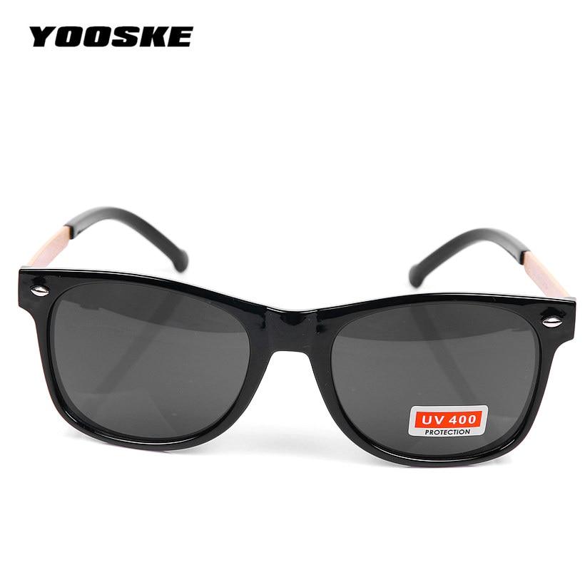 YOOSKE Vintage Men's Women's Sunglasses Male Female Sun Glasses Fashion Feminine Masculine Goggle 2