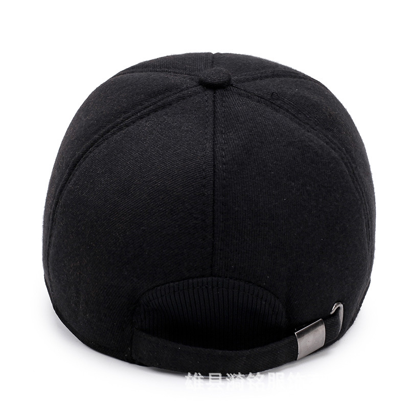 Summer men and women casual cotton simple embroidery sunshade baseball cap