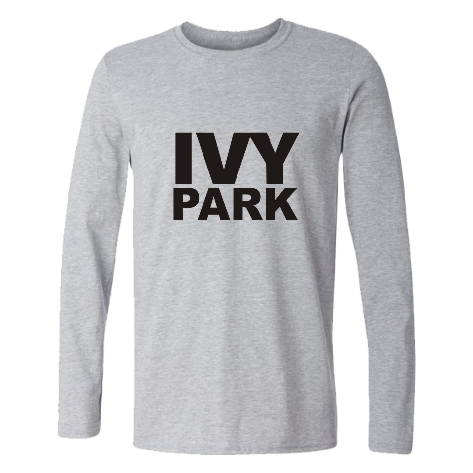 92844627684 Spring Style Beyonce T shirts With Long Sleeve And All match Beyonce Ivy  Park Fashion TeeShirt Womens Colthes With Plus Size-in T-Shirts from Men s  Clothing ...