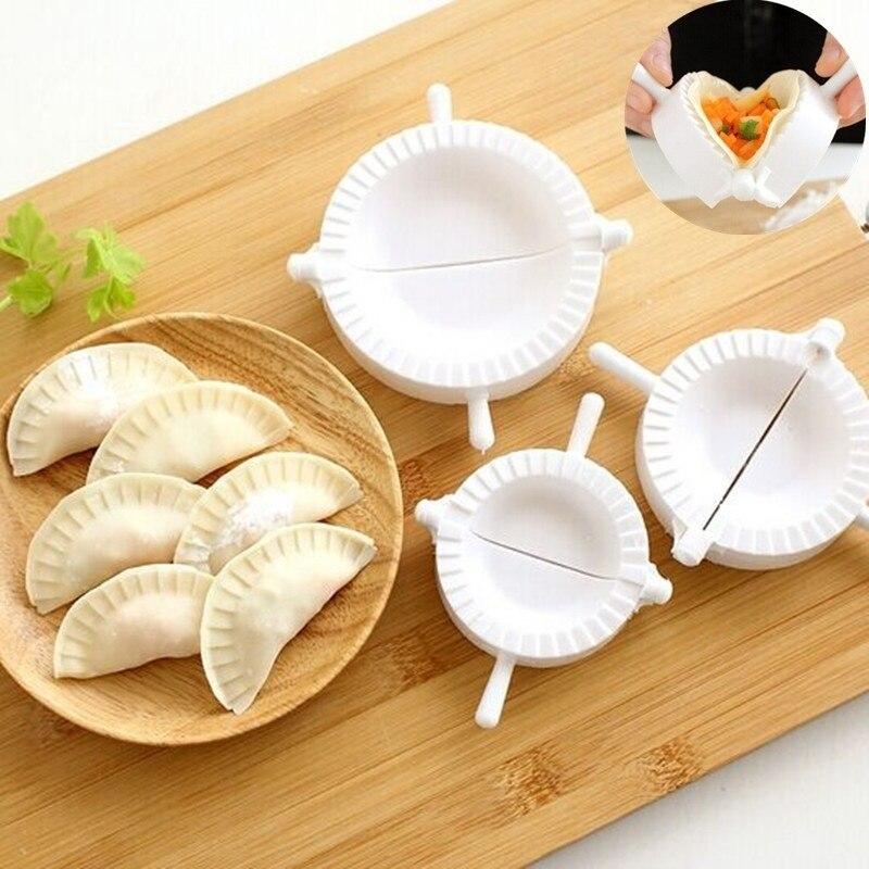 Минч 3 шт./компл. Пособия по кулинарии инструменты клецки чайник клецки машина Кондитерские инструменты Китайский Новый год кухонная утварь