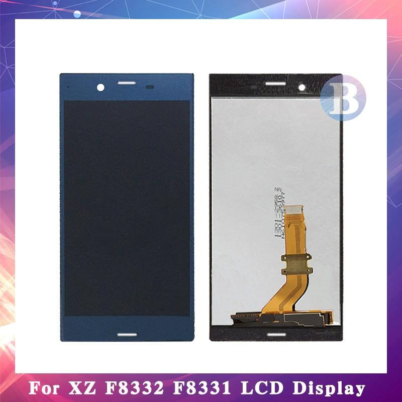 5.2 ''pour Sony Xperia XZ F8332 F8331 écran d'affichage LCD avec écran tactile numériseur assemblée de haute qualité