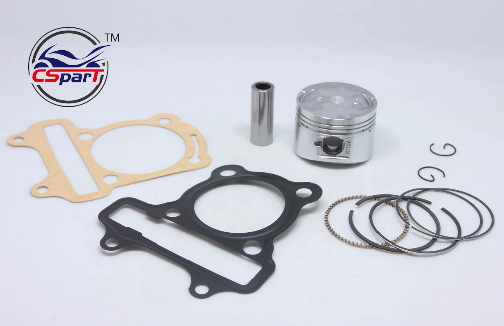 Aliexpress.com : Buy 57.4mm Cylinder Piston Ring Gasket kit Super ...