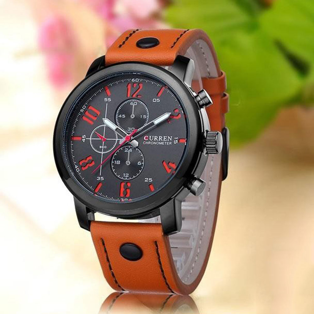 curren mens sports quartz watch брендовый парфюм это