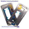 S7 S7 Край Среднего рамка Для Samsung Galaxy G930 G935 Передняя Рамка Ближний Рамка Замена Корпуса