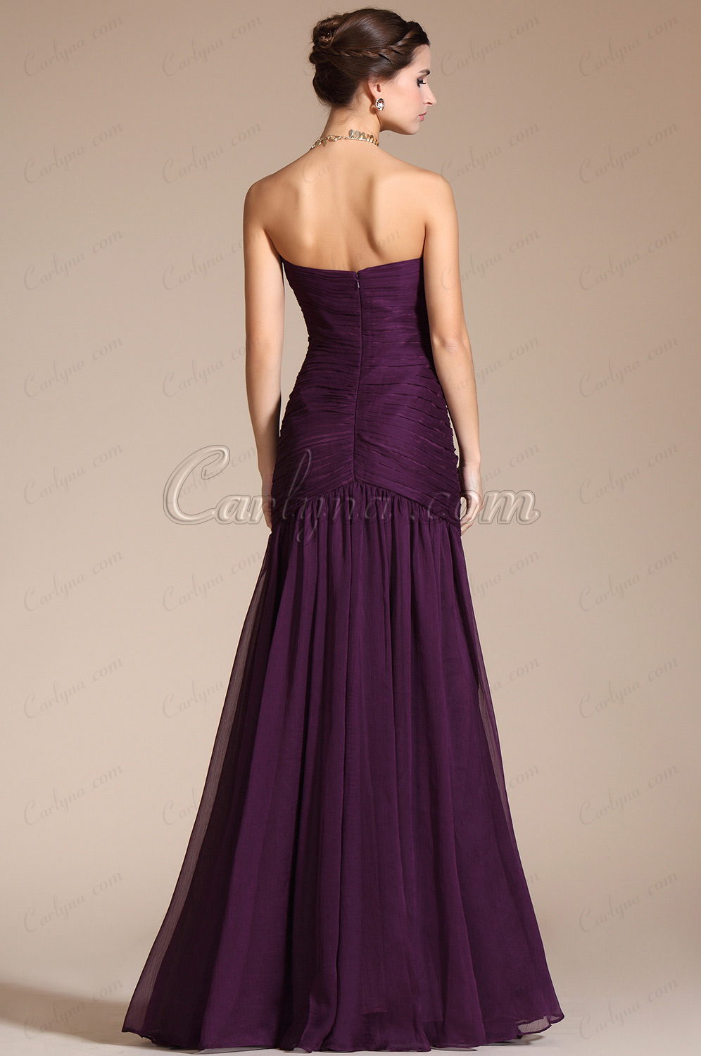 Online shop carlyna 2014 new graceful purple kim kardashian online shop carlyna 2014 new graceful purple kim kardashian bridesmaid dress robe de soiree c00094706 aliexpress mobile ombrellifo Image collections