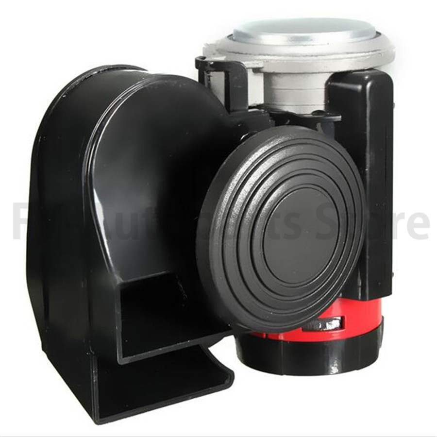 Free Shipping 139db Snail Compact Dual Air Horn for Car/Vehicle/Motorcycle/Yacht/Boat/SUV/Bike/Buses/Pick-up/Sea Vessels