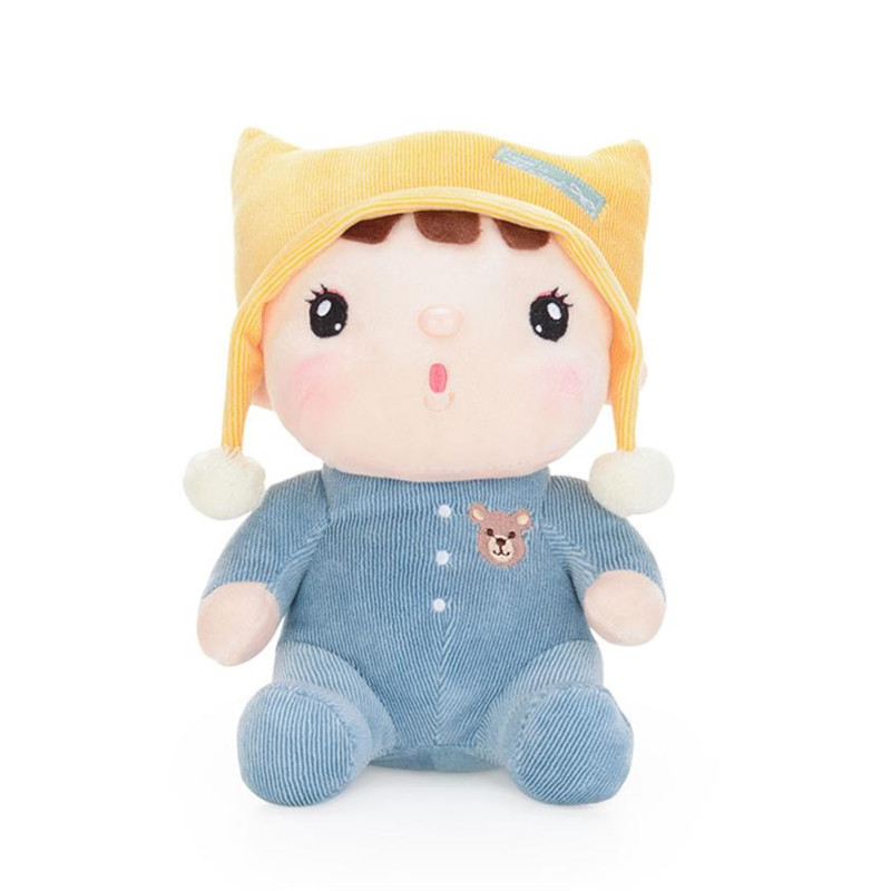 Sitting Plush Toy Children Cute Doll boys and girls Comfortable baby sleepy accompany 21*15*14cm brinquedos toys for children