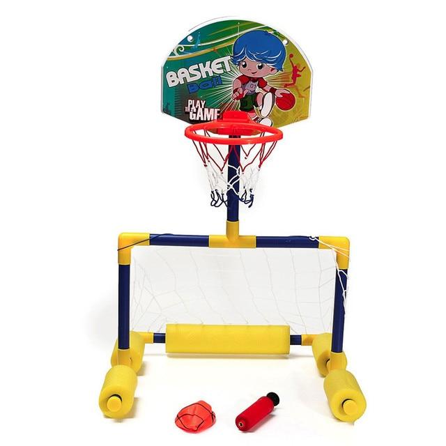 Magnifiek Kids Kind Zwembad Basketbal Speelgoed Water Floatation Basketbal &RA85