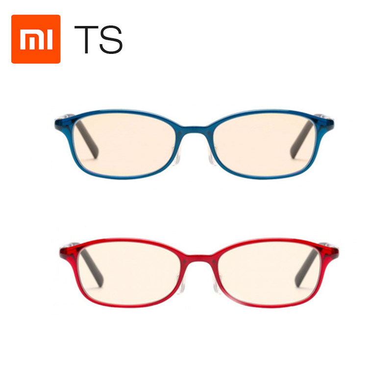 Original Xiaomi Turok Steinhardt TS Children Anti-blue-rays Protective Glasses 50% UVA UVB Rate Eye Protector gift For Kids lowest price original xiaomi b1 roidmi detachable anti blue rays protective glass eye protector for man woman play phone pc