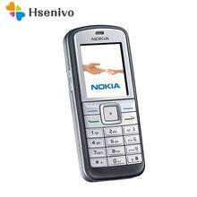 100% Original Nokia 6070 Unlocked Refurbished Mobile Phone 2