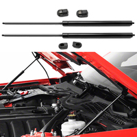 2pcs Car Styling Car Rear Hood Gas Spring Lift Support Strut Shock For Ford Mustang 1999 2004