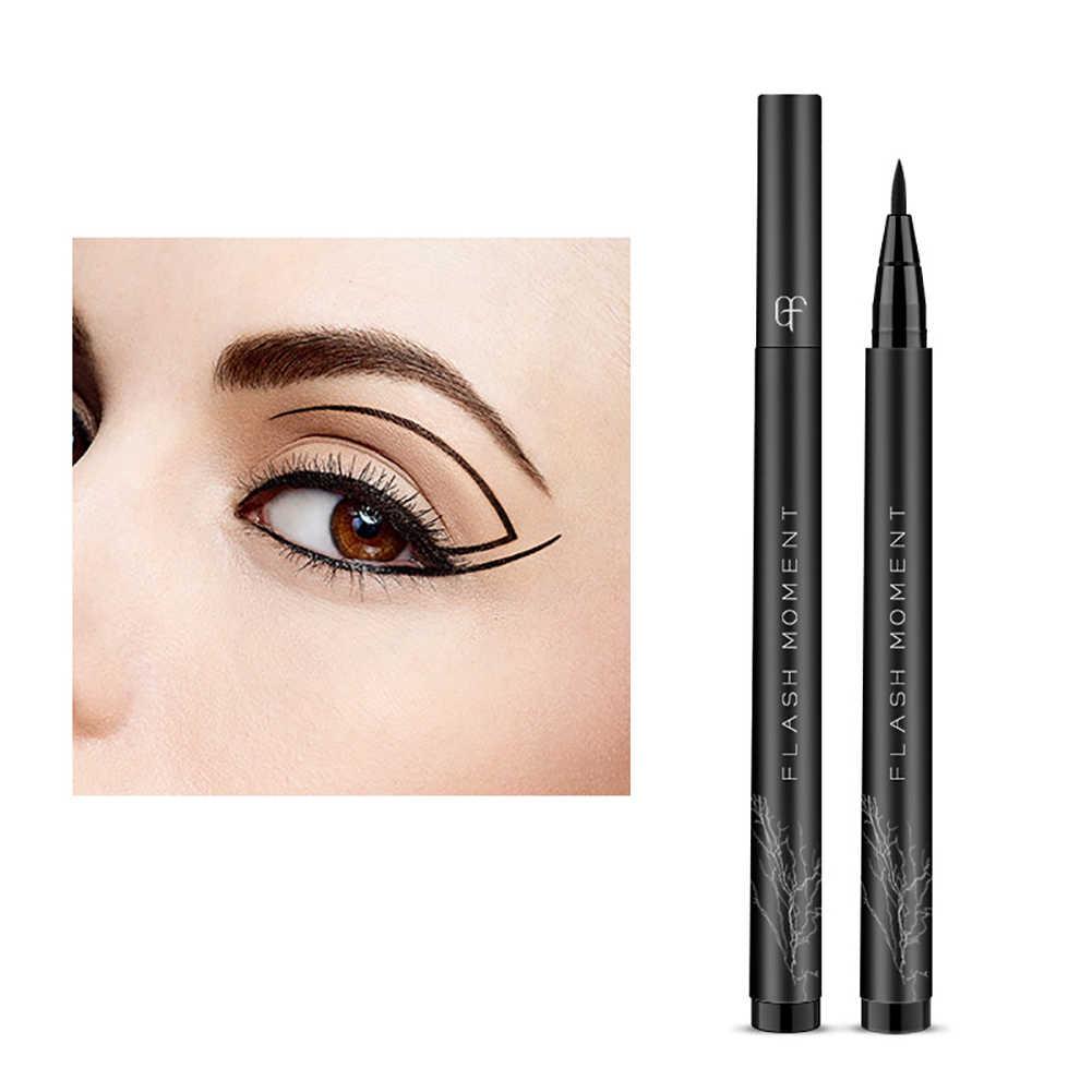 Eyeliner Cair Pensil Cepat Kering Makeup Tahan Air Tahan Lama Kosmetik