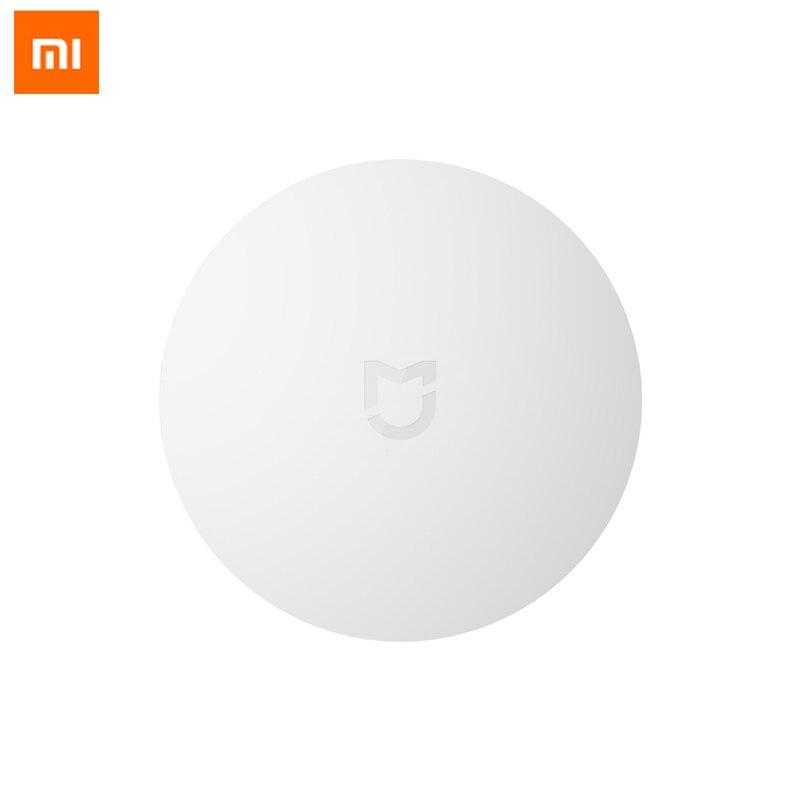 Xiaomi mi jia interruptor inalámbrico mi casa inteligente casa APP trabajar con puerta xio mi Wifi control remoto controlador de dispositivo inteligente interruptores