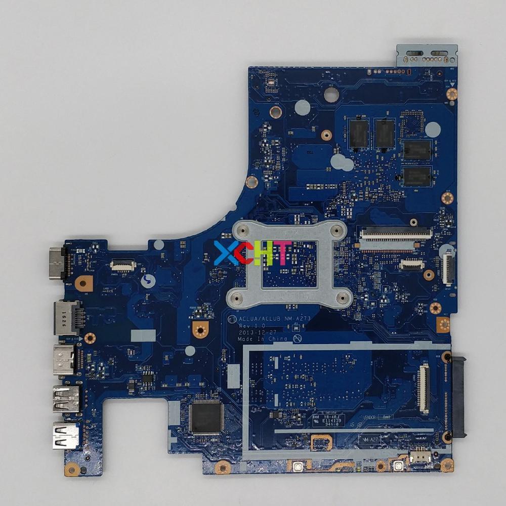 מפתחות ושלטים עבור Lenovo Z50-70 FRU: Mainboard האם 5B20G45465 ACLUA / ACLUB NM-A273 I7-4510U CPU GT840M / 4GB Graphics מחברת מחשב נייד PC (2)