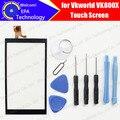 100% Новый Первоначально для Vkworld VK800X Сенсорный Экран Планшета Стеклянная Панель ремонт Замена аксессуар, бесплатная доставка