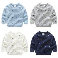 Suéter de punto para niños, jersey para primavera, otoño, 2, 3, 4, 5, 6, 7, 8, 9 y 10 años, regalo de Navidad para adolescentes, cuello redondo, escolar, 2020