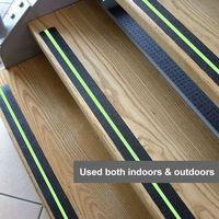 밤 미끄럼 방지 안전 그립 테이프 강한 접착 안전 견인 테이프 계단 층 미끄럼 방지 실내/실외 스티커