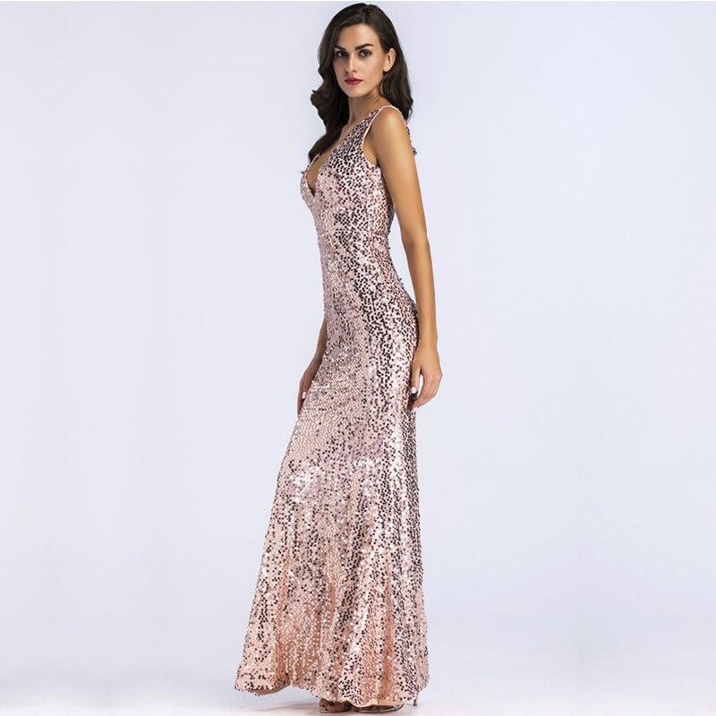 MUXU sexy summer womens clothing gold sequin dress glitter dresses ... ddb642721cd3