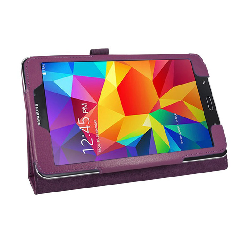 buy popular c1034 6cdfd For Samsung Galaxy Tab 4 8.0 SM-T331 PU Leather Case Cover For Samsung  Galaxy Tab 4 8.0 Inch T330 T331 T335 Tablet Accessories