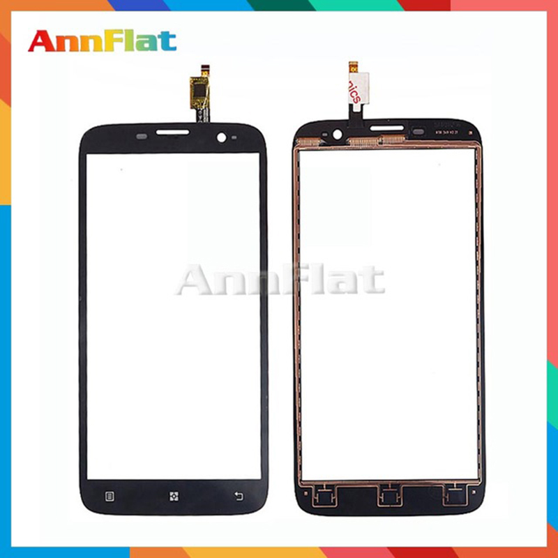 High Quality 5.5 For Lenovo A850 A 850 Touch Screen Digitizer Front Glass Lens Sensor Panel Free Shipping