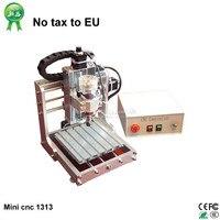 No Tax To EU New Arrival DIY Cnc Machine CNC 1313 300W Wood Carving Machine Use