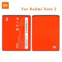 Новинка 2018, оригинальный аккумулятор для мобильного телефона XiaoMi Redmi Note 2 Hongmi Note2 BM45, Сменные Аккумуляторы емкостью 3020 мАч