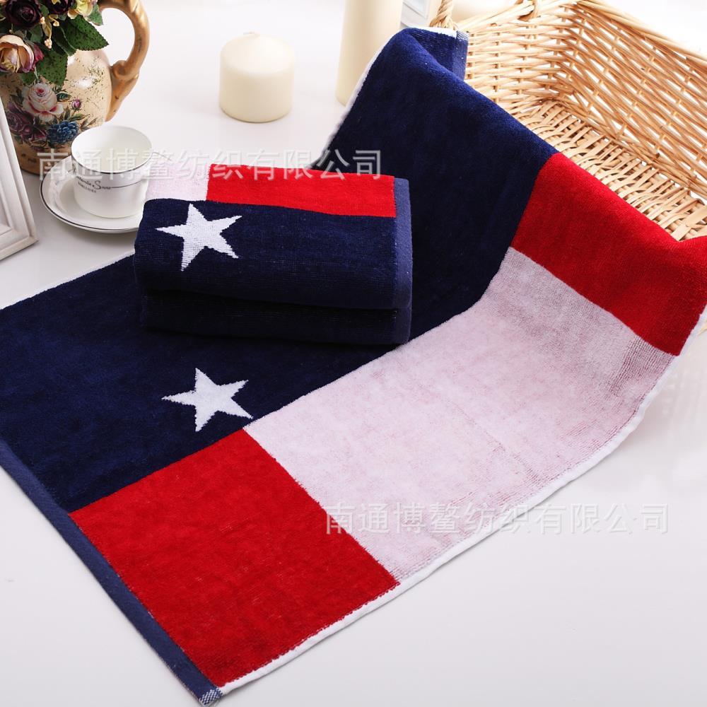 Asciugamani spugna americana