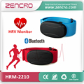 Wireless HRV Heart Rate Variability Monitor Bluetooth Pulse Sensor Heart Rate Chest Belt