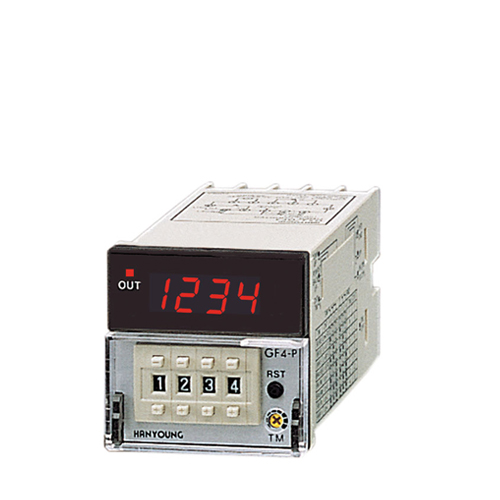 GF4-P41N NEWn NUX Counter/timer Preset Function