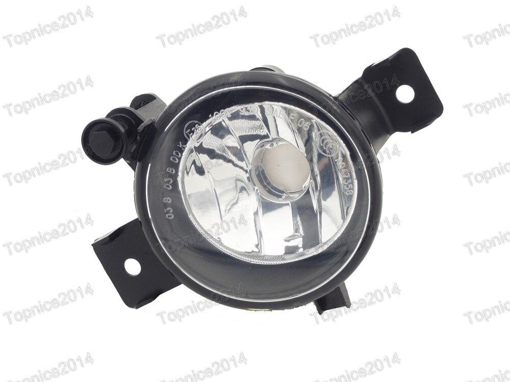 1Pcs OEM Front Left Fog Light Lamp 63177224643 For BMW X5 E70 LCI 2011 2013