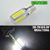 4Pcs 1156 1157 7443 3157 T20 Brake Light BA15S S25 P21W Backup Reverse Light Bulb White