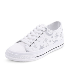 2019 Fashion Summer Sneakers Women Canvas Shoes Woman Shoes Casual Sneakers Female Vulcanize Flats Zapatillas Mujer недорого