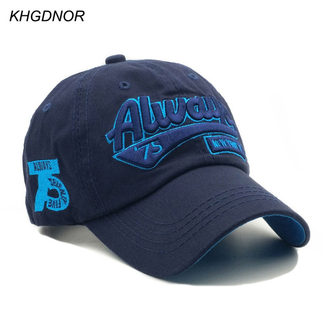 Khgdnor New Casual Baseball Caps New Cotton Hat Embroidery Nyc