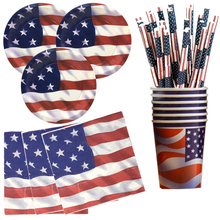 Happy Independence Day 4th of July Headband For 2019 Decorations USA Party Supplies