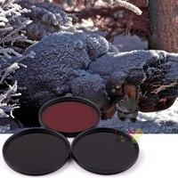 30mm 650nm+760nm+950nm Infrared IR Optical Grade Filter for Canon Nikon Fuji Pentax Sony Camera Lenses