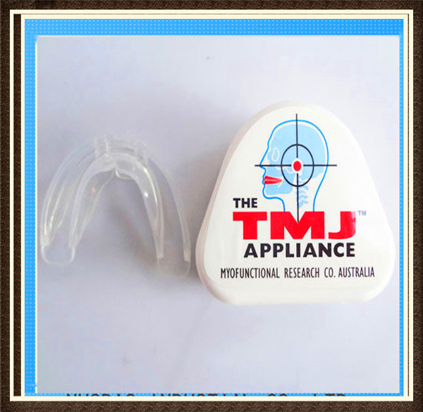 TMJ Appliance for TMJ disorder Silicone Dental Orthodontic Teeth Trainer Appliance MRC Tooth Appliance TMJ