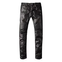 Men pant European stretch jeans men famous brand clothing men jeans men product biker jeans 1022
