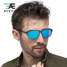ACEWIS Brand 2019 New Design Alloy Polarized Sunglasses men Classic Driving Glasses Shades sun glasses For Men 10X free shipping