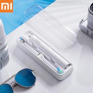 Image 3 - Sonic ElectricToothbrush Pinsel Ultra sonic Bleaching Zähne Vibrator Drahtlose Mundhygiene Zahn Pinsel Erwachsene