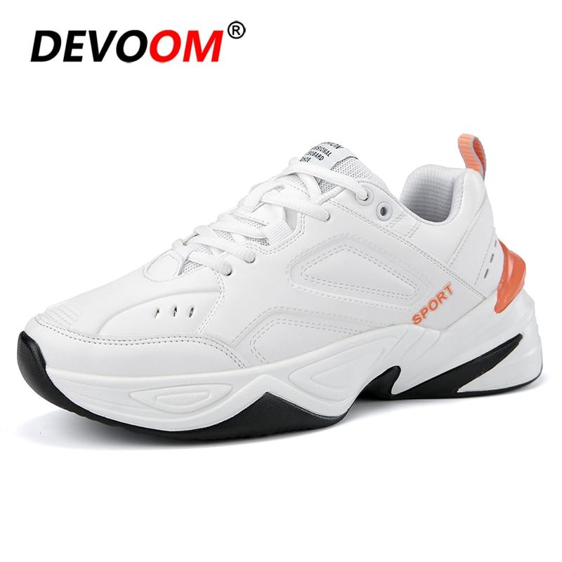 Men Running Shoes Sport Outdoor White Sneakers Men Sport Shoes Brand Designer Jogging Men Sneakers Size