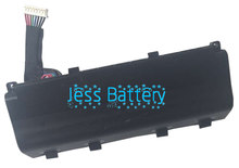 tops news laptop battery for ASUS ROG G751J GFX71JY A42N1403 A42LM93 4ICR19/66-2(China)
