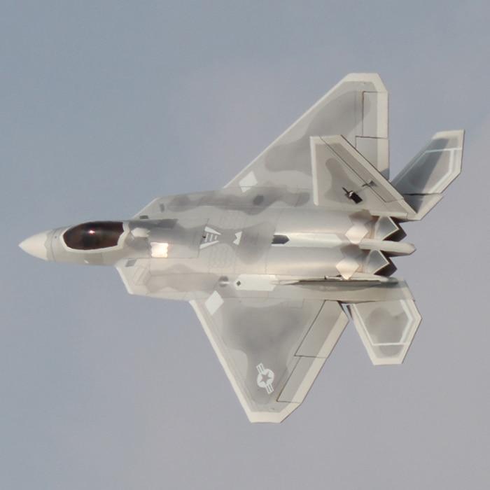 Rádio Controle elétrico Freewing F22 Raptor 90 milímetros rc KIT avião a jato com servos