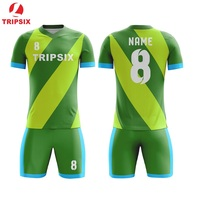 Make Your Own Jersey Oem Any Color Name Number Full Sublimation Custom 100% Polyester Kids Soccer Jersey