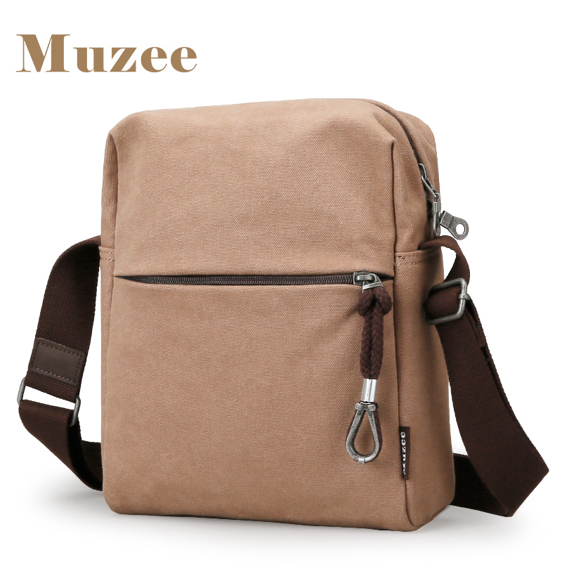 Muzee Summer New Crossbody Bag men male shoulder bags High Capacity for 8 Inches pad Leisure type Shoulder Bag 2017 summer high capacity chest bag for men